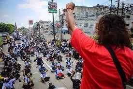 Demonstrasi Buruh Berpotensi Besar Menularkan Covid-19