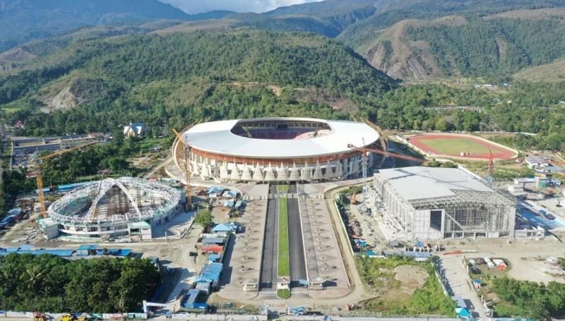 Masyarakat Mendukung Suksesnya Pelaksanaan PON XX 2021 di Papua