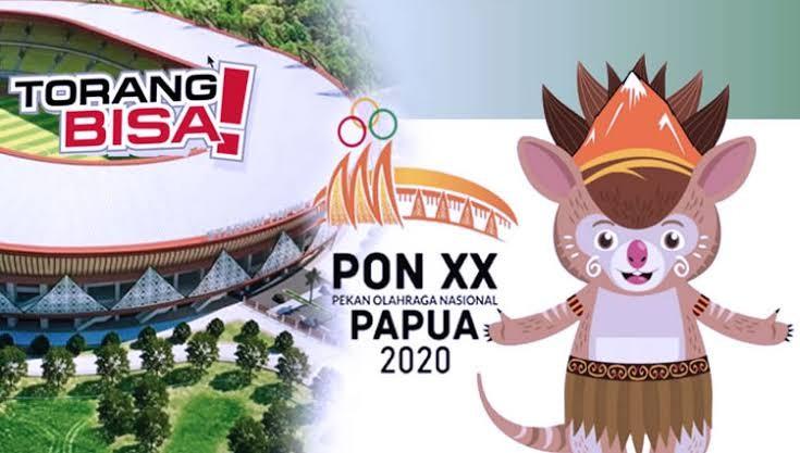 Pembangunan Fasilitas PON XX di Papua Sesuai Target