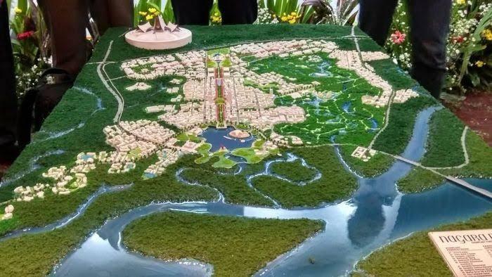 Mendukung Percepatan Pemindahan Ibu Kota Negara di Kalimantan Timur