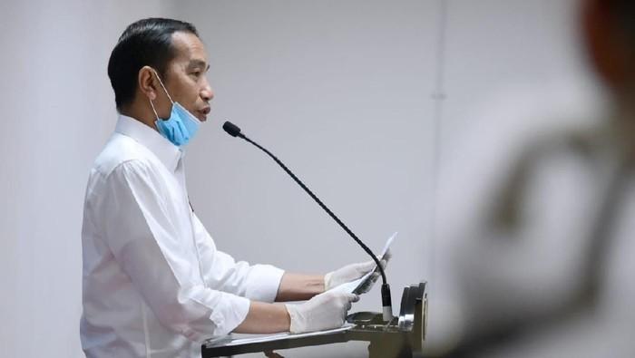 Dinilai Lalai Tangani Corona, Warga Gugat Jokowi
